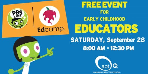 APTV PBS KIDS Edcamp