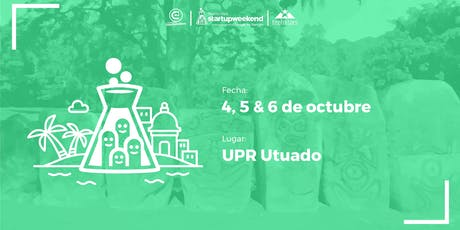 Techstars Startup Weekend | UTUADO tickets