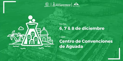 Techstars Startup Weekend | AGUADA