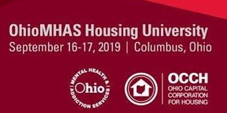 OhioMHAS Housing University Naloxone Training tickets