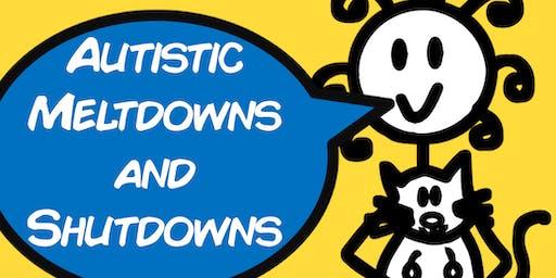 Meltdowns & Shutdowns with Autism Workshop - Warwick