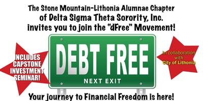 Stone Mountain-Lithonia Alumnae Chapter Community Living a dFree Lifestyle (10 Consecutive Mondays)