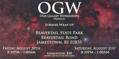 OGW: Summer Wrap-Up tickets
