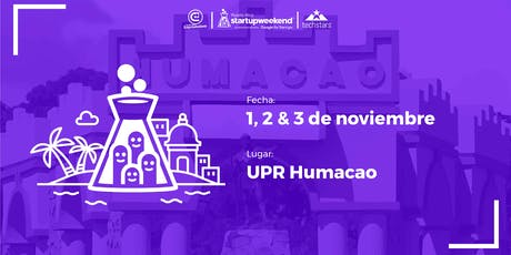 Techstars Startup Weekend | HUMACAO tickets