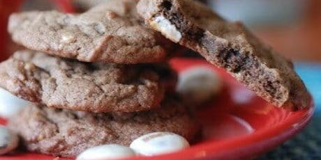 Couples's Baking Class - Kahlua and Cream Chocolate Mocha Cookies & Kahlua Cookie Martinis tickets
