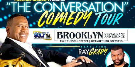 Michael Baisden Presents: The Conversation Comedy Tour  tickets