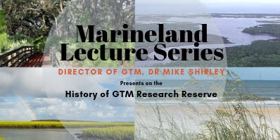 Marineland Monthly Lecture (September)