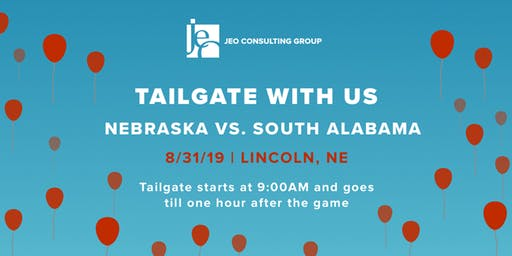 Tailgate with JEO Consulting Group