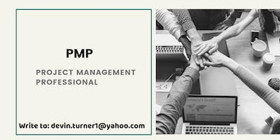 PMP Training Class in Vancouver, BC