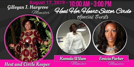 Heal Her Heart Sister Circle tickets
