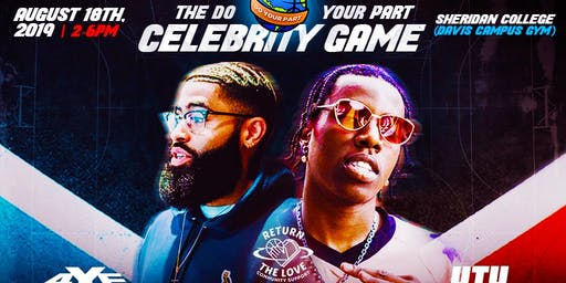 Do Your Part Celebrity Game