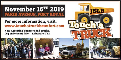 4th Annual JSLB Touch a Truck tickets