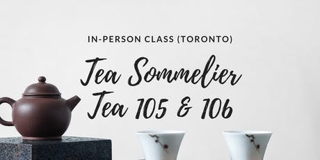 TEA 105 & 106: In-person class (THAC Toronto) tickets