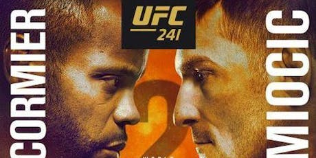 UFC 241 Dave and Busters Albuquerque tickets