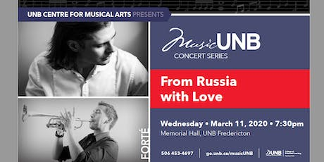 From Russian with Love tickets