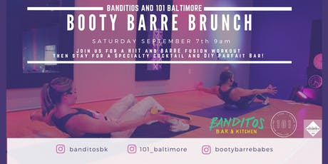 Booty Barre Brunch tickets