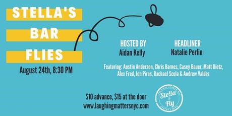 Stella's Bar Flies Comedy Show tickets