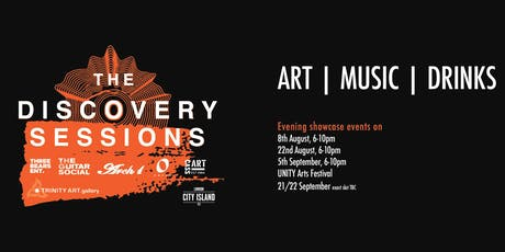 DISCOVERY SESSIONS 2019 at Trinity Art Gallery  tickets
