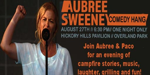 Comedy Hang w/Nationally Touring Comedian, Aubree Sweeney