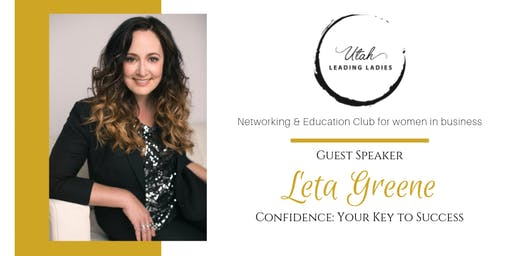 September Utah Leading Ladies Event: Networking & Education for Women in Business