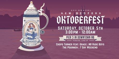 SCBA's 14th Annual NB Oktoberfest - 2019 tickets