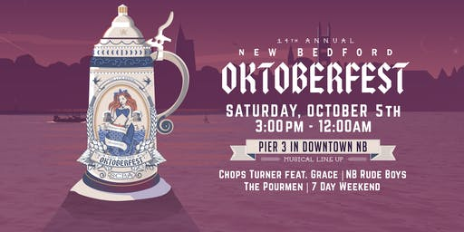 SCBA's 14th Annual NB Oktoberfest - 2019