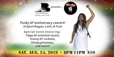 Funky AF Anniversary Concert tickets