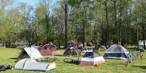 Bicycle Camping!