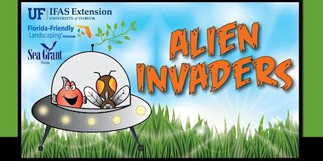 Alien Invaders tickets