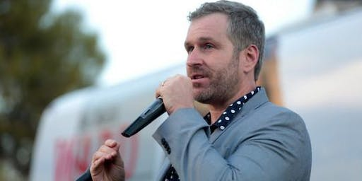 Mike Cernovich in Las Vegas hosted by Mike Bolen