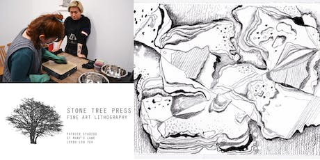 Stone Lithography Taster Course tickets