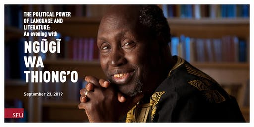 An Evening with Ngũgĩ wa Thiong'o