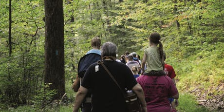 BioBlitz Guided Mammals Walk tickets