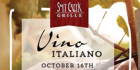 Vino Italiano: Discovering Italian native grapes tickets