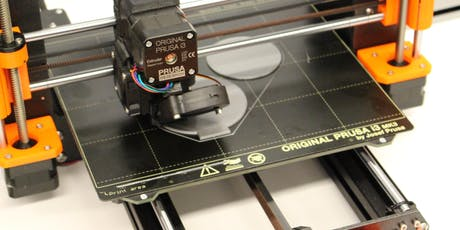 3D Printing Workshop tickets