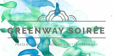 Greenway Soirée 2019 tickets