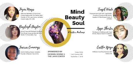Mind Beauty Soul: A Goddess Bootcamp tickets