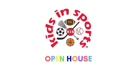 Kids In Sports Open House tickets