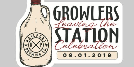 Growlers Leaving the Station Celebration! tickets