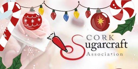 Cork Sugarcraft Association Christmas Competition tickets