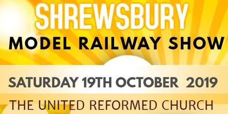 Shrewsbury Model Railway Show tickets