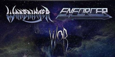 WoR w/ WarBringer and Enforcer, Motorco tickets