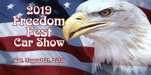 2019 Freedom Fest Car Show