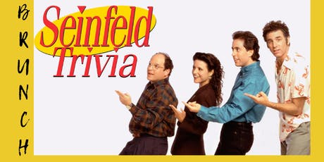 Seinfeld Brunch Trivia tickets