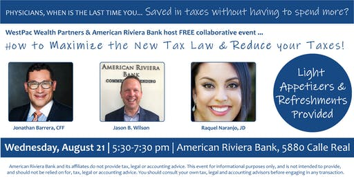 Free Event: Unique Solutions for Physician's Business's & Retirement Needs