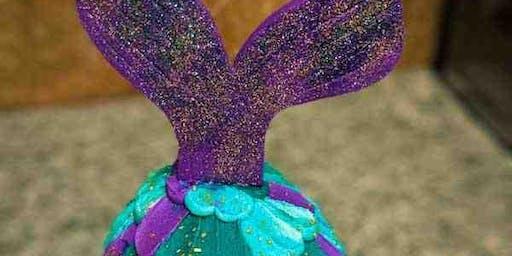 It's a Mermaid Tail