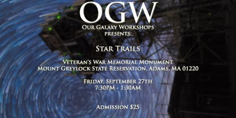 OGW: Star Trails tickets