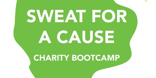 Sweat For A Cause Charity Bootcamp