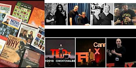 Influence through Speaking and Writing - Edmonton (Corey Poirier) tickets