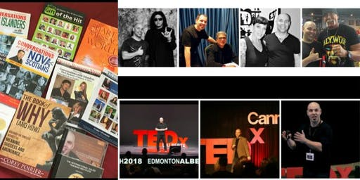 Influence through Speaking and Writing - Edmonton (Corey Poirier)